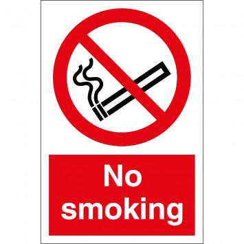 No Smoking Please!