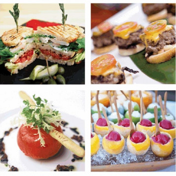 """Wine, Champagne and Food are available for your order via our e-store"""""""
