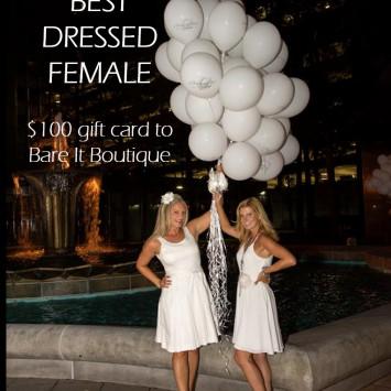 Contest Announcement - Best Dressed Female