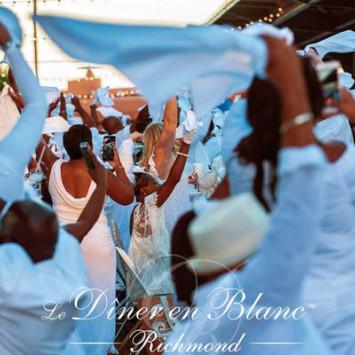 Le Diner en Blanc-Richmond 2018 Preview