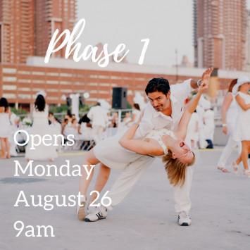 Phase 1 Registration Begins TODAY!