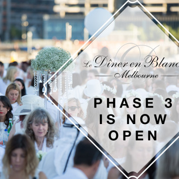 PHASE 3 is Open!!!!