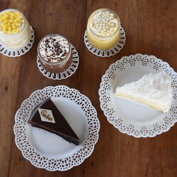 Ohh La La!  Desserts from La Madeleine!