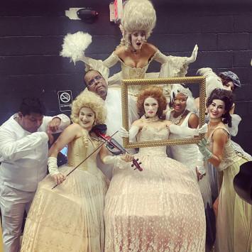 Thank you to Comedy Theatrical Soraya & Keep Stilt Walking Group