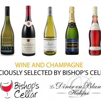 Wine Purchase for Diner en Blanc 2015