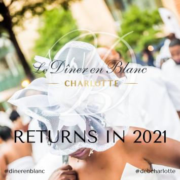 Le Diner en Blanc 2020 in Charlotte Postponed