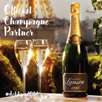 Announcing our Champagne Partner - Lanson