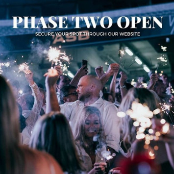 Phase Two is Open!