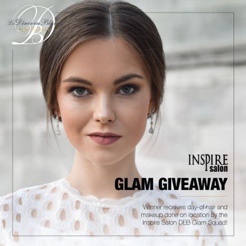 Hair & Makeup Styling Giveaway