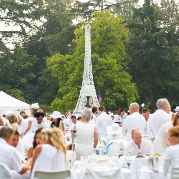 Save-the-Date! Le Dîner en Blanc - Vancouver returns for the 2019 edition on THURSDAY, AUGUST 8th.