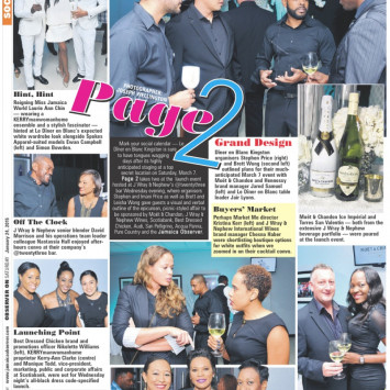 Page 2 Coverage - Diner en Blanc Kingston's Launch Event - Monochrome