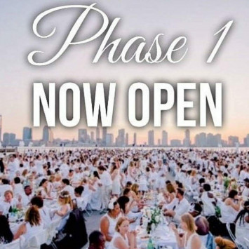 Phase 1 NOW OPEN