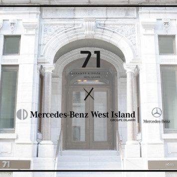 Mercedes-Benz West Island Contest