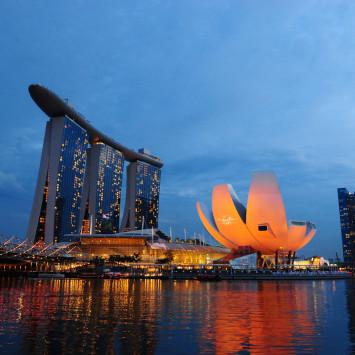 Thank you Singapore!