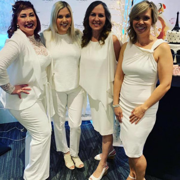 Diner en Blanc Fort McMurray's 4th Edition