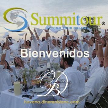 Le Dîner en Blanc - Havana & Summitour