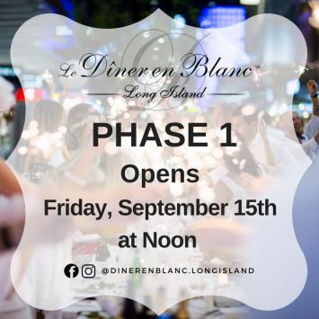 Phase 1 Registration