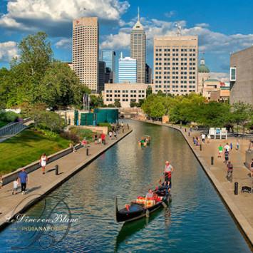 Indianapolis Hosts its First Le Dîner en Blanc