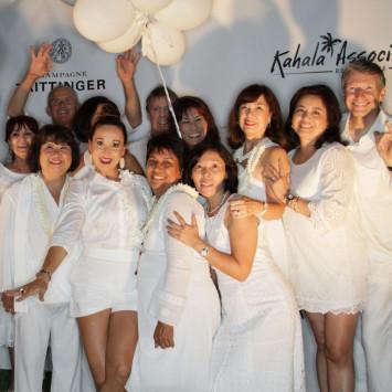 Kahala Associates: Proud Partner of Diner en Blanc Honolulu