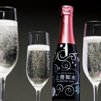 World premiere for Japanese sake at Diner en Blanc Tokyo!
