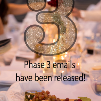 Phase 2 - Sold Out!  Phase 3 (Waiting List) opens Sept 1