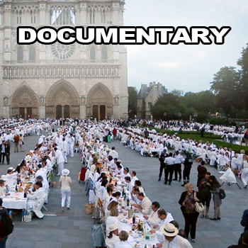 Documentary: DINER EN BLANC, The World's Largest Secret Dinner Party