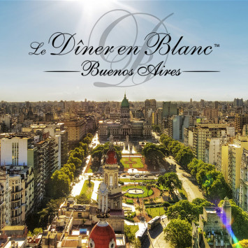 Bienvenue au Dîner en Blanc - Buenos Aires!