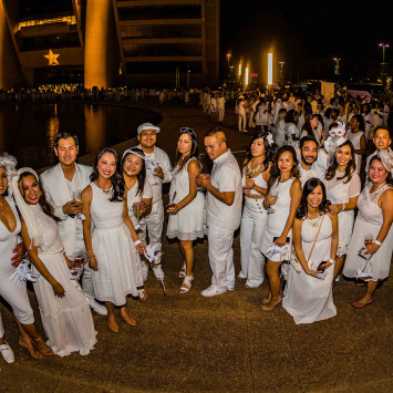 Diner en Blanc Dallas Returns in 2017