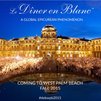 Diner en Blanc, 'World's Largest Dinner Party,' headed to West Palm Beach