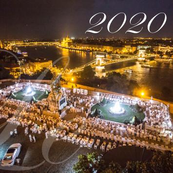 Le Diner en Blanc visszatér 2020-ban