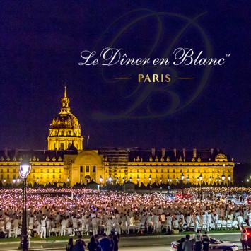 Le Dîner en Blanc de Paris 2019 : 31e édition