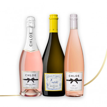Save With Our Chloe Wine Trio
