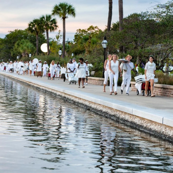 Final Reminders | Dîner en Blanc returns TOMORROW!