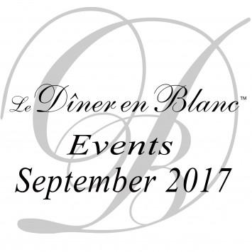 5th Edition of Le Dîner en Blanc - Portland!