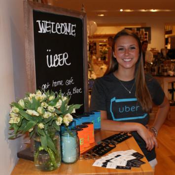 Uber Promotion for #DEBPHL14
