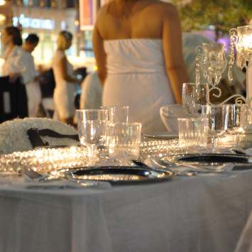 Le Dîner en Blanc London 2017 'Best Table Décor' Winners