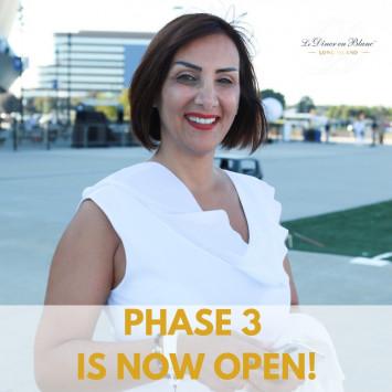 Phase 3 - Registration Open!