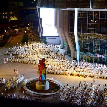 Diner en Blanc opens Registration next week!