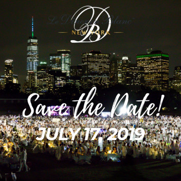 Diner en Blanc Returns to New York!