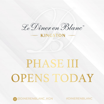 All Phases are now open!