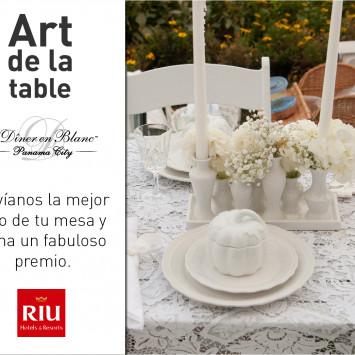 Concurso - Art de la Table