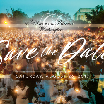 Diner en Blanc returns to Washington, DC!