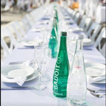 Agua para nuestros invitados