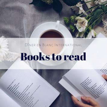Le Dîner en Blanc - Books to read