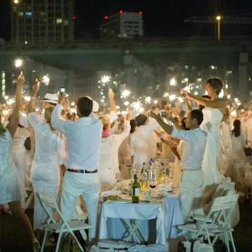 What is the Diner En Blanc