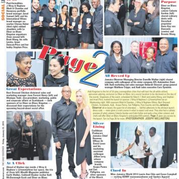 Page 2 Coverage - Diner en Blanc Kingston's Launch Event - Monochrome
