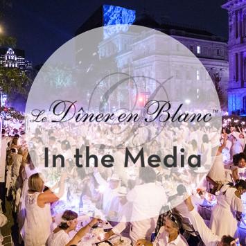 Le Dîner en Blanc In The Media