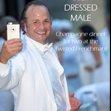 Contest Announcement - Best Dressed Male