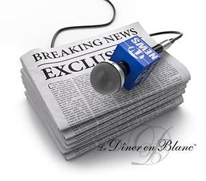 Le Dîner en Blanc in the News around the World ! - Part 2